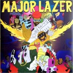 Major Lazer Free The Universe (2 LP + CD)