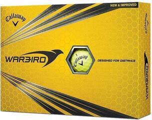 Callaway Warbird Yellow
