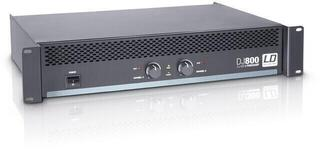 LD Systems DJ 800 Power amplifier