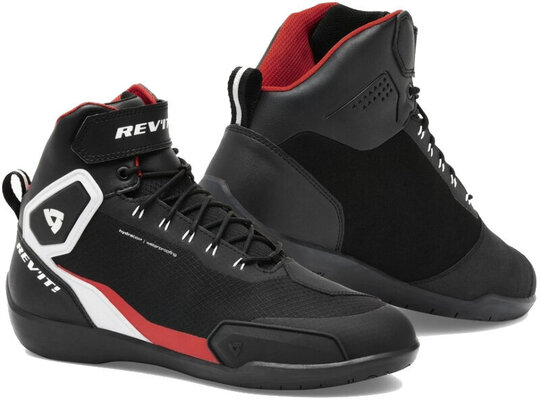 Rev'it! Shoes G/Force H2O Black/Neon Red 43