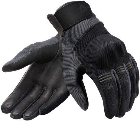 Rev'it! Gloves Mosca H2O Black/Anthracite XL
