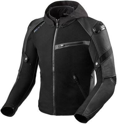 Rev'it! Jacket Target H2O Black XL
