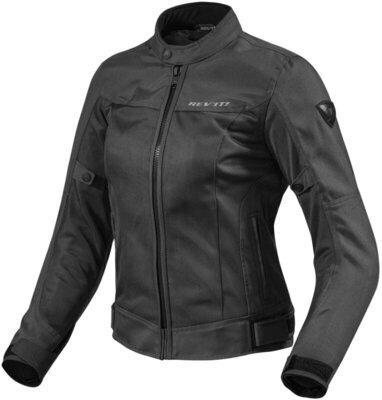 Rev'it! Jacket Eclipse Ladies Black Lady 42