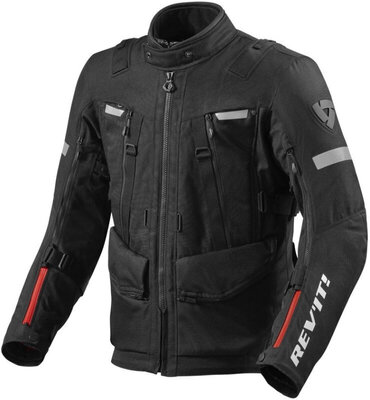 Rev'it! Jacket Sand 4 H2O Black XXL