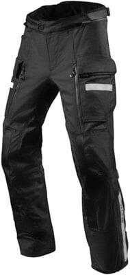Rev'it! Trousers Sand 4 H2O Black Short XL