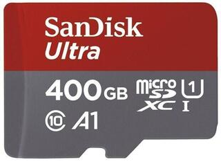 SanDisk Ultra microSDHC UHS-I A1 400 GB with Adapter