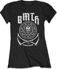 Bring Me The Horizon Crooked Black T Shirt: L
