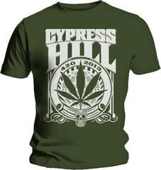 Cypress Hill 420 2013 Mens Khaki T Shirt: M