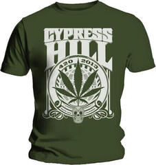 Cypress Hill 420 2013 Mens Khaki T Shirt: XL