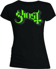 Ghost Keyline Logo Green/Grey