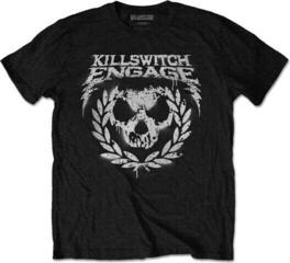 Killswitch Engage Skull Spraypaint Mens Black T-Shirt M