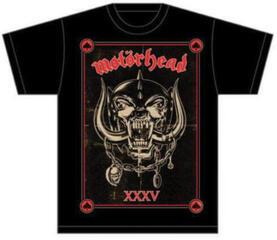 Motörhead Anniversary (Propaganda) Mens T Shirt: L