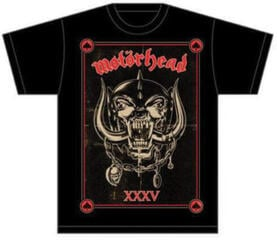 Motörhead Anniversary (Propaganda) Mens T Shirt: M