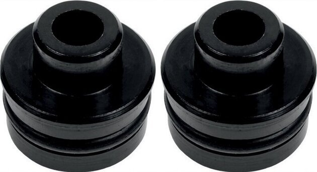Mavic 15>9mm Front Axle Reducers + Quick Release Axle