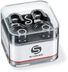 Schaller 14010401 Strap Lock Black