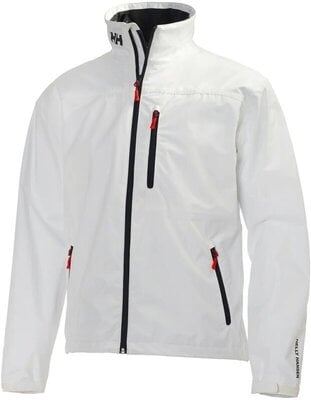 Helly Hansen Crew Sailing Jacket White L
