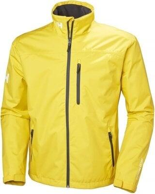 Helly Hansen Crew Jacket Sulphur S
