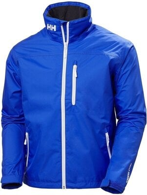 Helly Hansen Crew Sailing Jacket Royal Blue XL