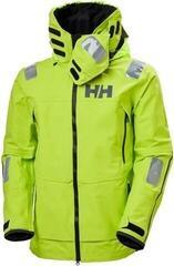 Helly Hansen Aegir Race Jacket Azid Lime XL