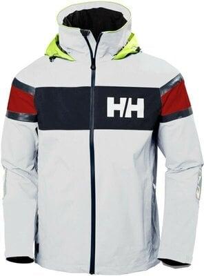 Helly Hansen Salt Flag Sailing Jacket White XL