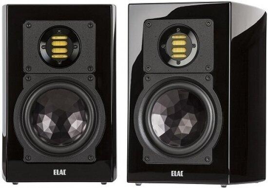 Elac BS 263 Black High Gloss