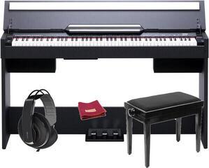 Pianonova El Clasico Černá Digitální piano