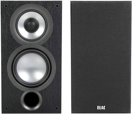 Elac Uni-Fi 2 UB52 Satin Black