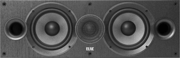 Elac Debut C6.2 Black Brushed Vinyl