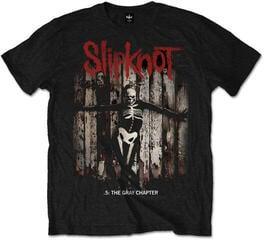 Slipknot Grey Chapter Album Mens Blk T Shirt: S