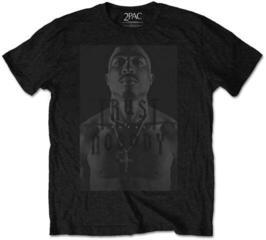 2Pac Trust No One Mens T Shirt Black