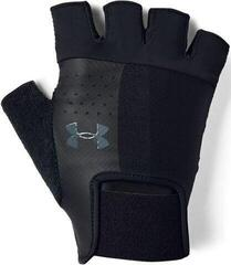 Under Armour Training Mens Gloves Black/Black/Pitch Gray L