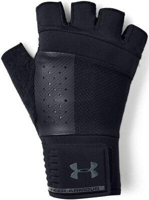 Under Armour Weightlifting Mens Gloves Black/Black/Black M