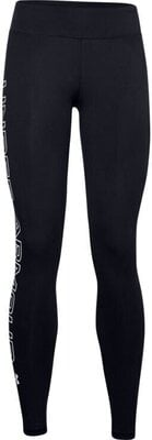 Under Armour Favorite Womens Leggings Black/White/White XS