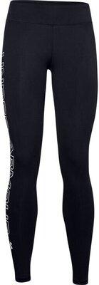 Under Armour Favorite Womens Leggings Black/White/White L