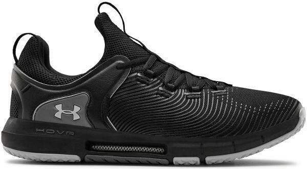 Under Armour Hovr Rise 2 Mens Shoes Black/Black/Mod Gray 8.5