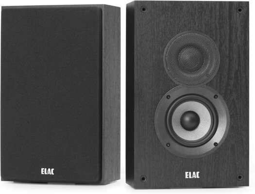 Elac Debut OW4.2 Black Brushed Vinyl