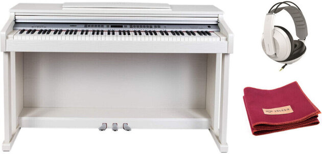 Kurzweil KA150 White Digital Piano