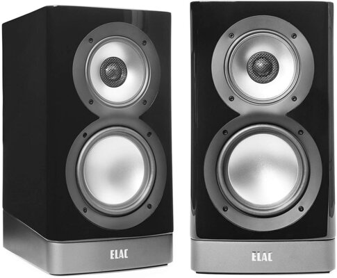 Elac NAVIS ARB51 Black High Gloss