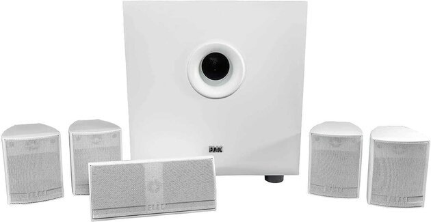 Elac Cinema 5.2 White