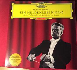 Herbert von Karajan Strauss Ein Heldenleben (A Hero's Life) (LP) 180 g
