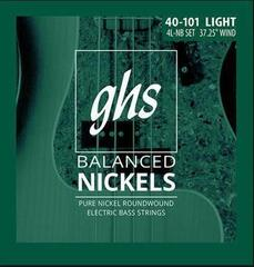 GHS Balanced Nickels - Light 40-101