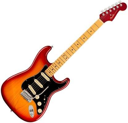 Fender Ultra Luxe Stratocaster MN Plasma Red Burst