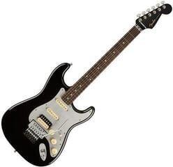 Fender Ultra Luxe Stratocaster FR HSS RW Mystic Black