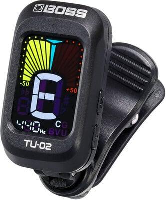 Boss TU-02 Nero