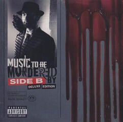 Eminem Music To Be Murdered By - Side B (2 CD) Hudební CD