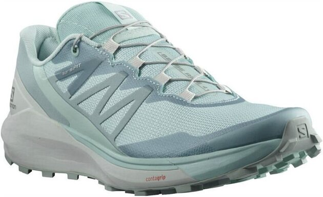Salomon Sense Ride 4 W Pastel Turquoise/Lunar Rock/Slate 6 UK
