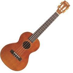 Mahalo Electric-Acoustic Tenor Ukulele Cutaway Vintage Natural