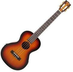 Mahalo Electric-Acoustic Baritone Ukulele 3 Tone Sunburst