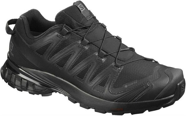 Salomon XA Pro 3D V8 GTX Black/Black/Black 12 UK