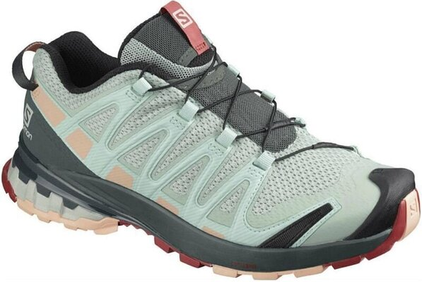 Salomon XA Pro 3D v8 W Aqua Gray/Urban Chic/Tropical Peach 6,5 UK